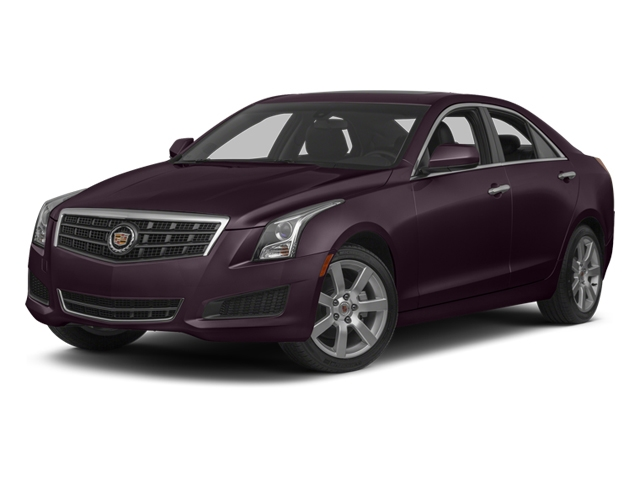 2014 Cadillac ATS 2.0L Turbo Luxury - 16660017 - 1