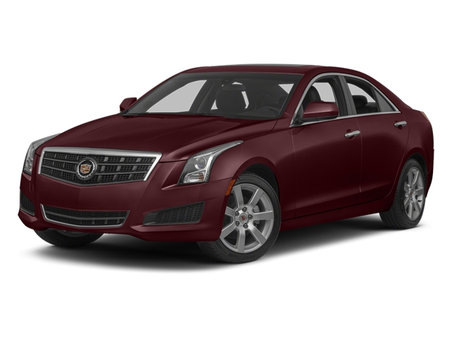 2014 Cadillac ATS 4dr Sedan 2.0L Luxury AWD - 17393688 - 1