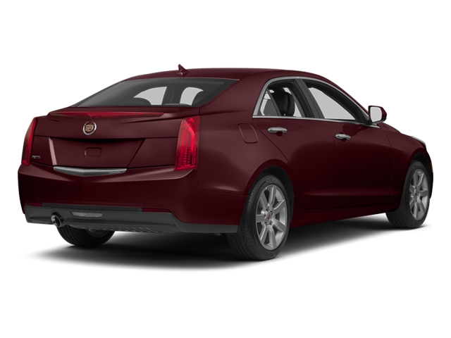 2014 Cadillac ATS 4dr Sedan 2.0L Luxury AWD - 17393688 - 2