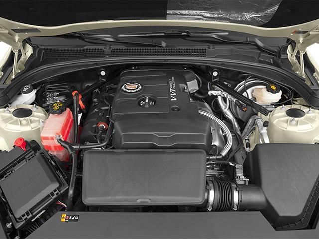 2014 Cadillac ATS 4dr Sedan 2.0L Luxury AWD - 17393688 - 12