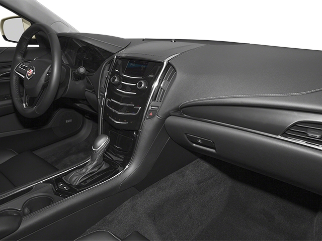 2014 Cadillac ATS 4dr Sedan 2.0L Luxury AWD - 17393688 - 16