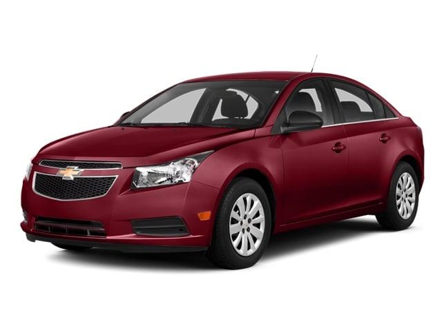 2014 Chevrolet CRUZE 4dr Sedan Manual LS - 18713874 - 1