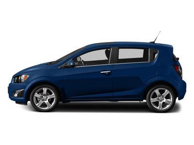 2015 Used Chevrolet Sonic 5dr Hatchback Manual Lt At Banks Gmc