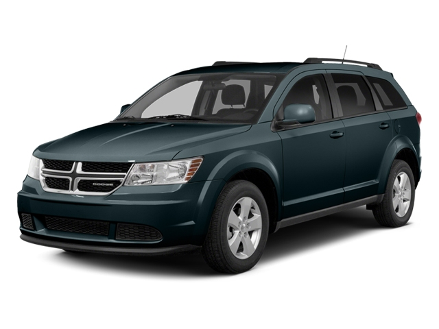 2014 Used Dodge Journey Awd 4dr Limited At North Coast