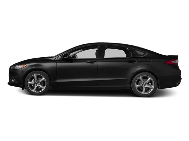 2014 Used Ford Fusion 4dr Sedan Se Fwd At Banks Chevrolet Buick Gmc