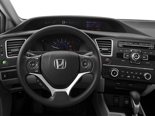 2014 Honda Civic Sedan 4dr CVT LX - 17198255 - 5