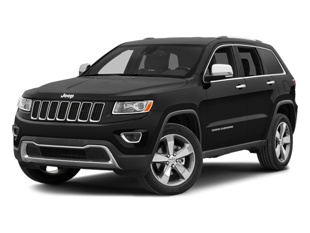 2014 Jeep Grand Cherokee 4WD 4dr Overland - 17213827 - 1