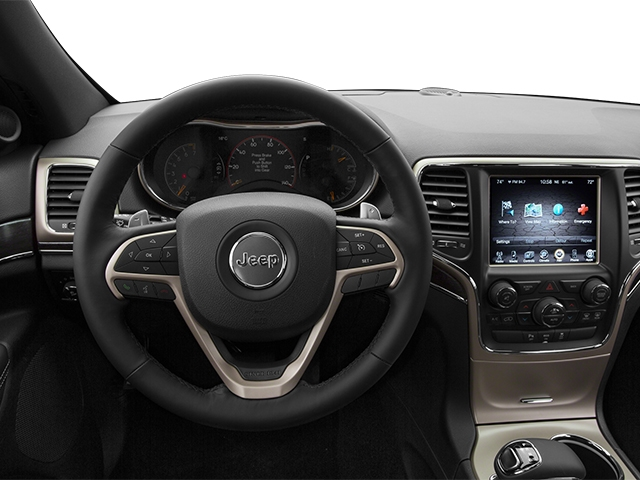 2014 Jeep Grand Cherokee 4WD 4dr Overland - 17213827 - 5
