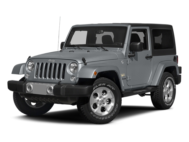 2014 JEEP WRANGLER S 4WD 2dr Willys Wheeler - 18106283 - 1