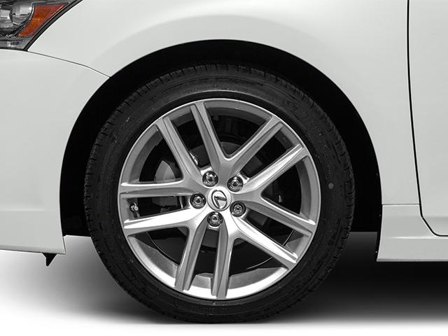2014 Lexus CT 200h 5dr Sedan Hybrid - 18688944 - 10