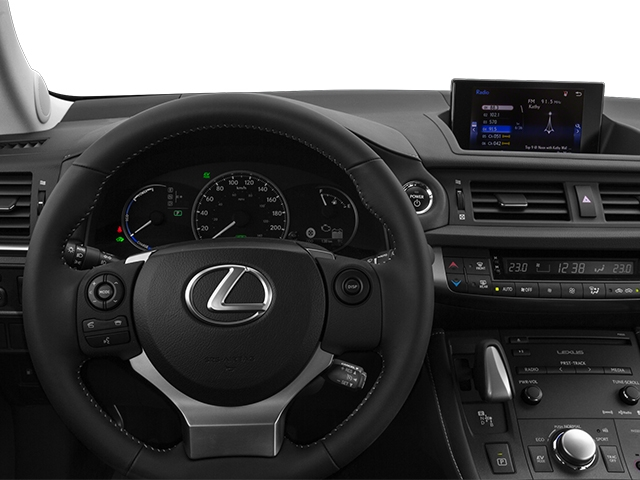 2014 Lexus CT 200h 5dr Sedan Hybrid - 18688944 - 5