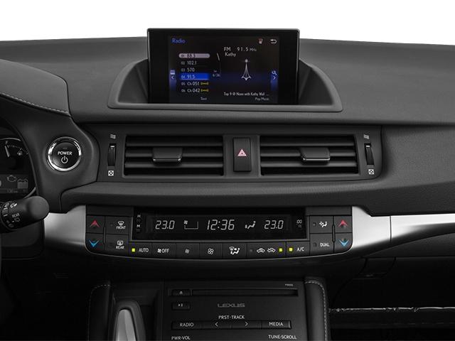 2014 Lexus CT 200h 5dr Sedan Hybrid - 18688944 - 8
