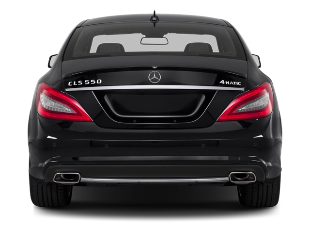 2014 Mercedes-Benz CLS 4dr Sedan CLS 550 4MATIC - 16910284 - 4