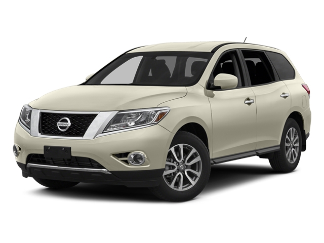 2014 Nissan Pathfinder 4WD S w/ Leather & Roof - 17297368 - 1