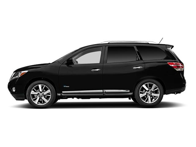 2014 Nissan Pathfinder 2WD 4dr Platinum Hybrid - 18489620 - 0