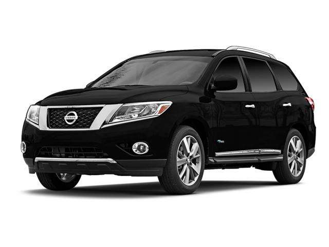 2014 Nissan Pathfinder 2WD 4dr Platinum Hybrid - 18489620 - 1