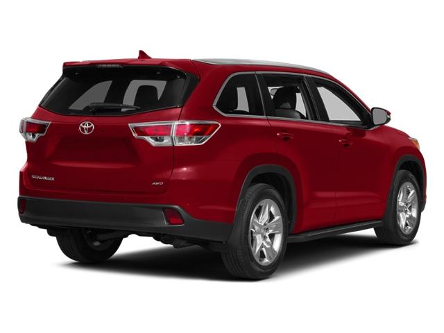 2014 Toyota Highlander Limited AWD V6  - 18463693 - 2
