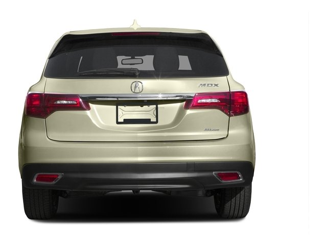2015 Acura MDX FWD 4dr - 18939430 - 4