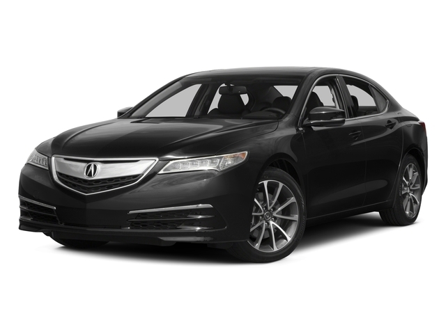 2015 Acura TLX 3.5L V6 w/ Leather - Roof - Rear Camera  - 18066324 - 1