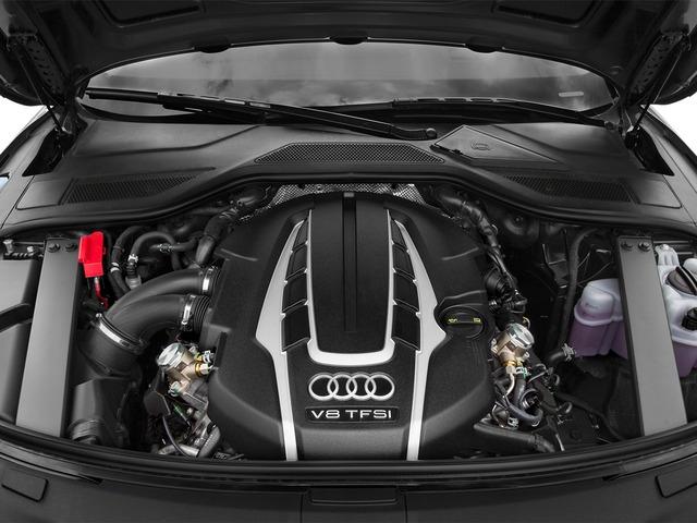 2015 Audi A8 L 4dr Sedan 3.0T - 18829033 - 12