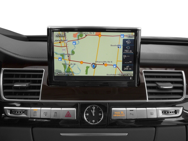2015 Audi A8 L 4dr Sedan 3.0T - 18829033 - 18