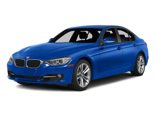 2015 BMW 3 Series 320i xDrive - 16932192 - 1
