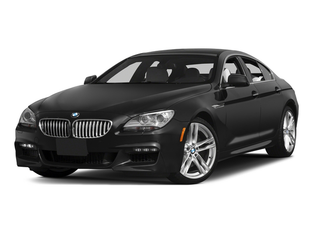 2015 BMW 6 Series 640i xDrive Gran - 17335287 - 1