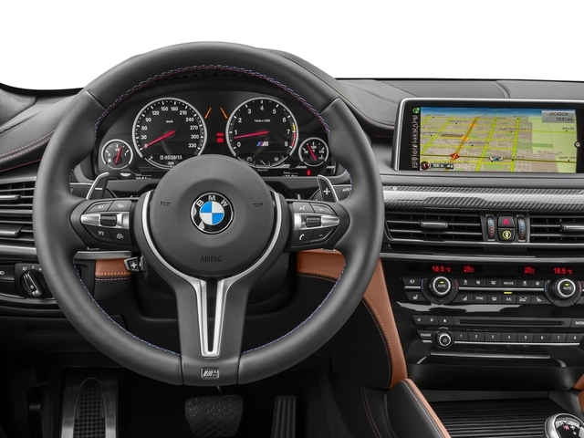 2015 BMW X6 M Bang&Olufsen / Driver Assistance Plus / Executive Package  - 18439375 - 5