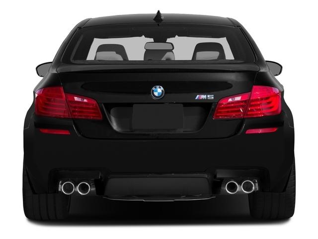 2015 BMW M5 4dr Sedan - 17040375 - 4