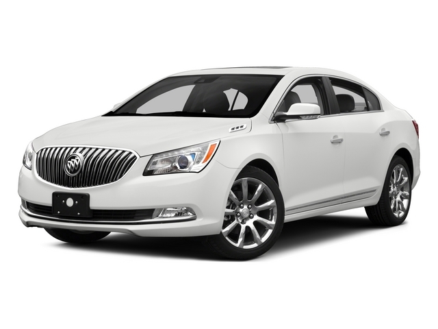 2015 Buick LaCrosse 4dr Sedan Leather AWD - 18475932 - 1