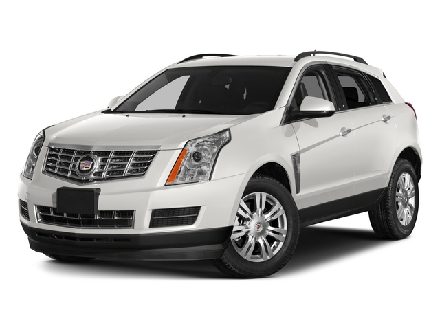 2015 Cadillac SRX AWD Luxury Collection w/ Navigation - Leather - Roof - 17391969 - 1