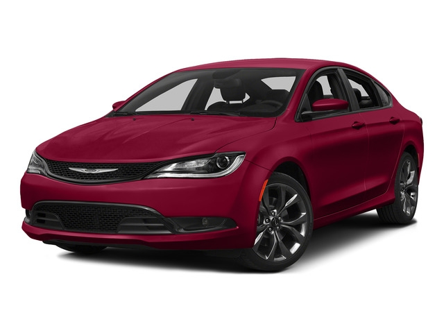 2015 Chrysler 200 Limited - 17114902 - 1