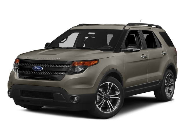 2015 Ford Explorer Sport 4WD w/ Navigation - Leather - Pano Roof - 17753341 - 1