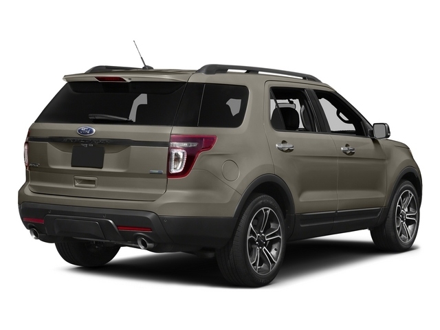 2015 Ford Explorer Sport 4WD w/ Navigation - Leather - Pano Roof - 17753341 - 2