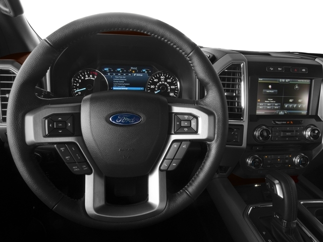 2015 Ford F 150 4WD SuperCrew 157