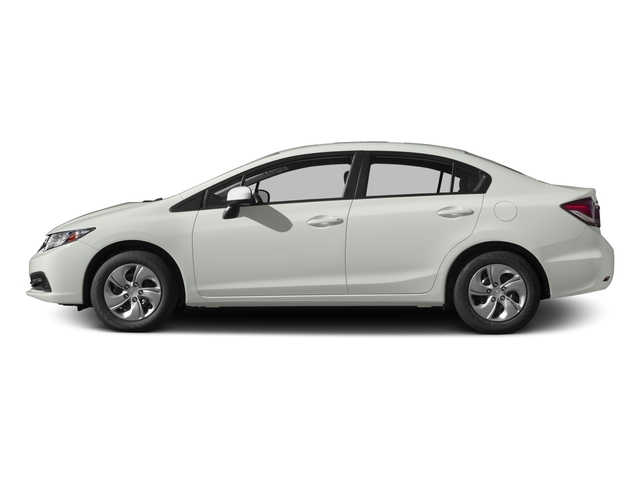2015 Honda Civic Sedan LX - 17719891 - 0