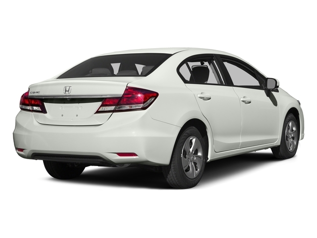 2015 Honda Civic Sedan LX - 17719891 - 2