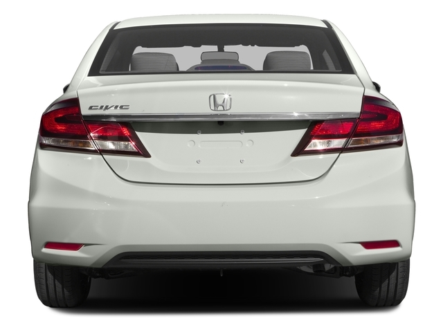 2015 Honda Civic Sedan LX - 17719891 - 4
