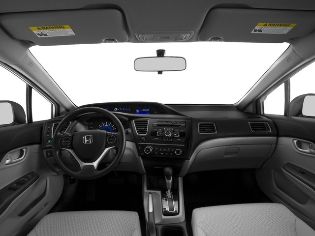 2015 Honda Civic Sedan LX - 17719891 - 6