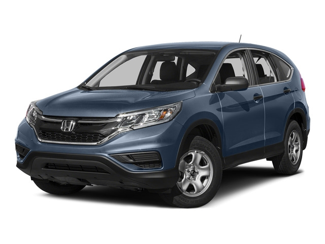 2015 Honda CR-V LX AWD - 18263122 - 1