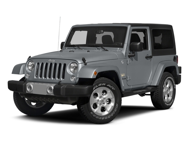 Dealer Video - 2015 Jeep Wrangler 4WD 2dr Sport - 17020224
