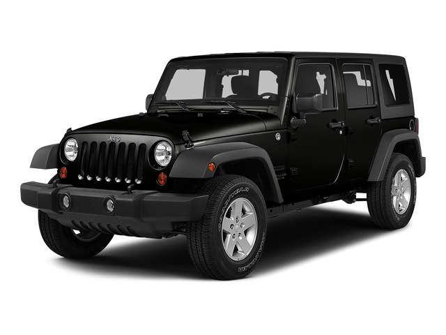 2015 Jeep Wrangler Unlimited 4WD 4dr Sahara - 17223562 - 1