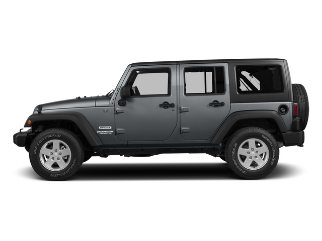 2015 Jeep Wrangler Unlimited 4WD 4dr Sport - 17217508 - 0