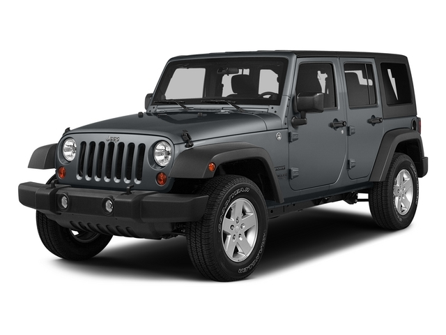 2015 Jeep Wrangler Unlimited 4WD 4dr Sport - 17555990 - 1