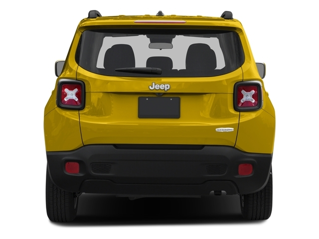 2015 Jeep Renegade 4WD 4dr Limited - 16620278 - 4