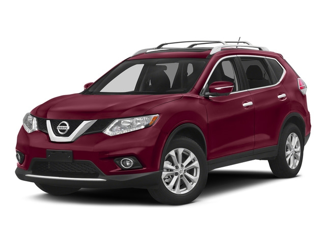 2015 Nissan Rogue AWD SL Tech Pkg w/ Navigation - Leather - Roof  - 17420686 - 1