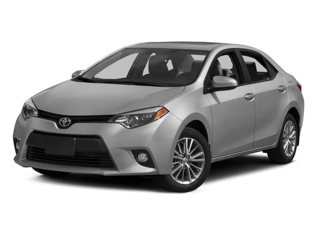 2015 Toyota Corolla 4dr Sedan CVT LE Premium - 17440424 - 1