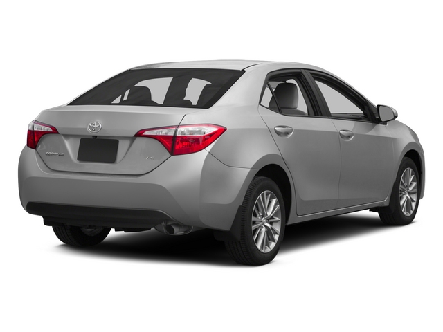 2015 Toyota Corolla 4dr Sedan CVT LE Premium - 17440424 - 2