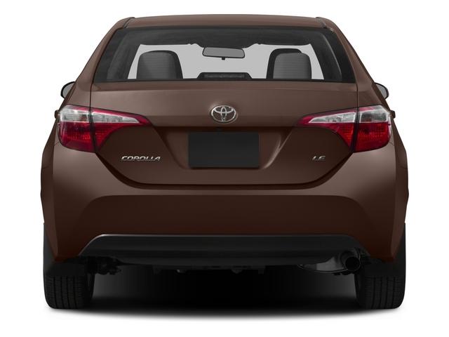 2015 Toyota Corolla 4dr Sedan CVT LE Premium - 17440424 - 4