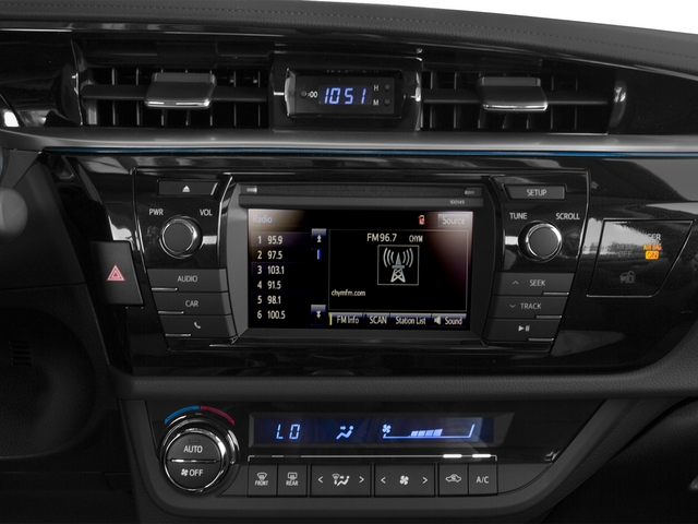 2015 Toyota Corolla 4dr Sedan CVT S Plus - 17238940 - 8